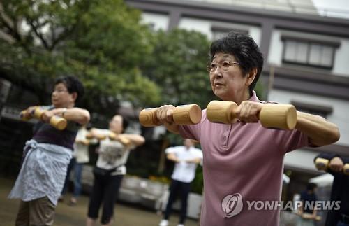 초고령사회 日, 70대 치매 비율 2025년까지 6% 감축 목표