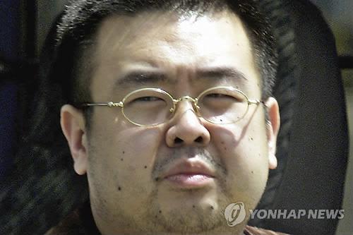 """日언론 """"김정남, 망명정부 수반 타진에 '조용히 살련다' 거절"""""""