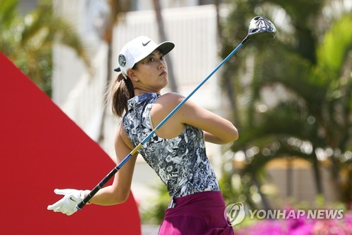미셸 위, 한국 여자 골퍼 비하 발언에 발끈…사과 받아내