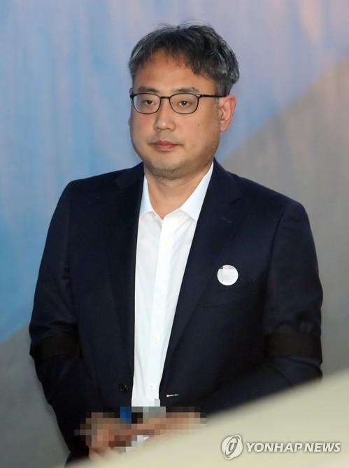 '태블릿 조작설' 변희재 2심서 보석 석방…주거지 제한