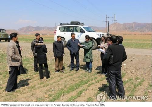 국제기구 통한 대북지원 2년만에 재추진…대규모 식량지원 주목