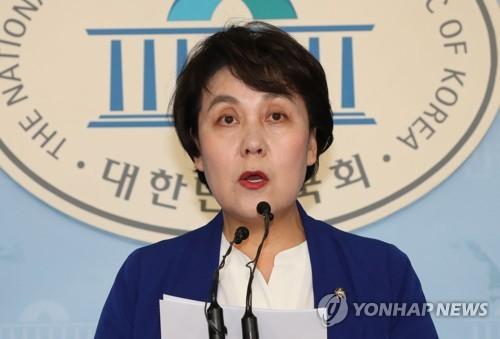 민주, '한미정상 통화 유출' 강효상 국회 윤리위에 제소