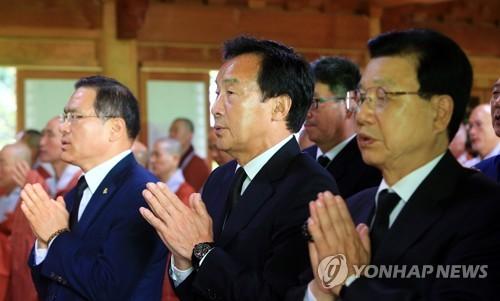 """손학규, 퇴진 거부·혁신위 제안…""""계파패권주의에 굴복 않는다"""""""