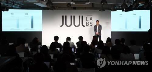 """신종담배 쥴 국내 상륙…보건당국 """"청소년 판매 집중 단속"""""""