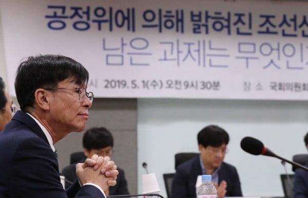 김상조 공정거래위원장. 사진=연합뉴스