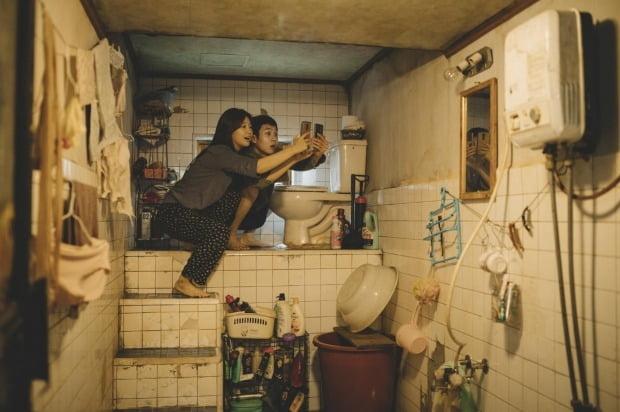 황금종려상 수상한 영화 '기생충' (사진=연합뉴스)