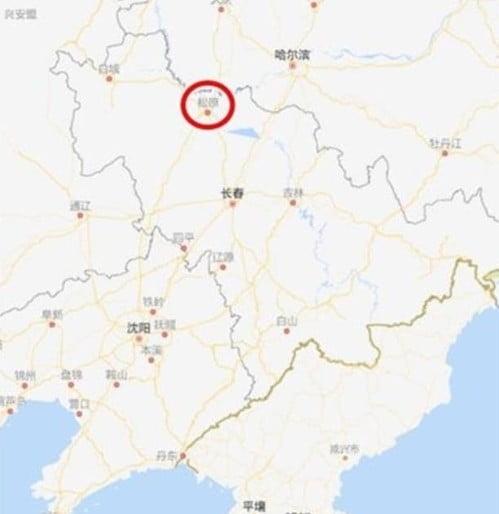 중국 지린성 쑹위안서 규모 5.1 지진 발생