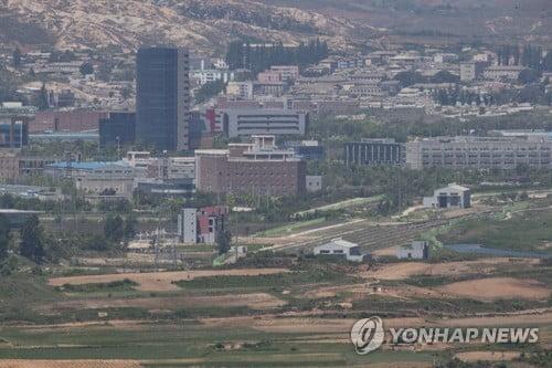 """""""北, 개성공단 건물에 잠금장치·봉인 유지…'설비반출' 허위"""""""