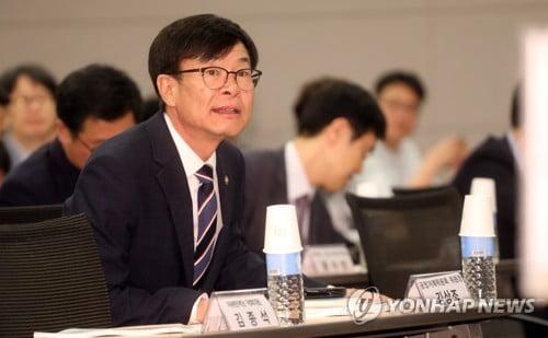 """김상조 """"재벌개혁·갑질근절, 공정위의 시대적 과제"""""""
