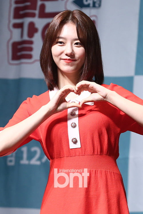 [bnt포토] 김소혜 '사랑스러운 미소!'
