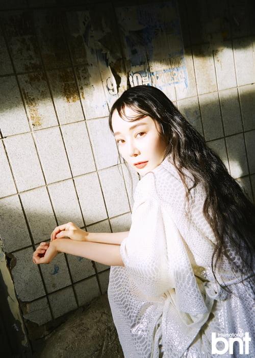 """[bnt화보] 김소이 """"평소 성격 밝지만은 않아, 어두운 모습 보여주면 놀라"""""""