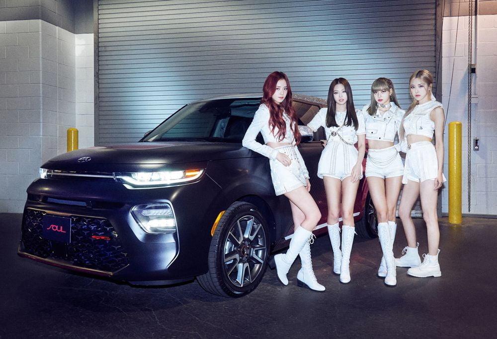 기아차, 블랙핑크 앞세워 K-POP 문화 마케팅 진행