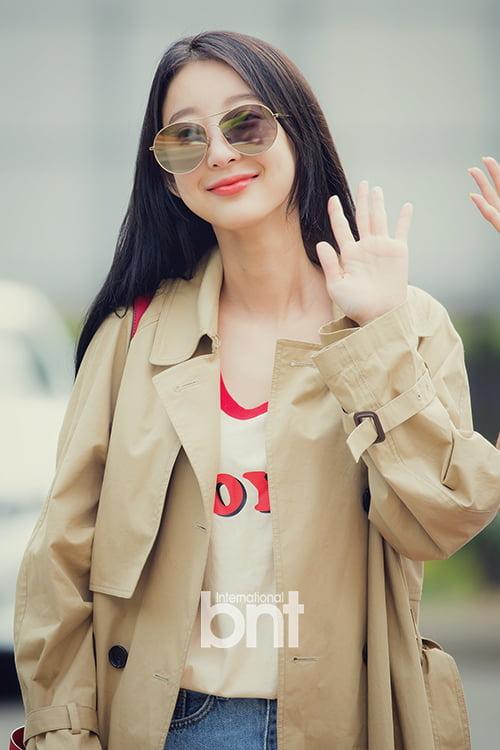 [bnt포토] EXID 혜린 '엄청 기분 좋아보이는 미소'