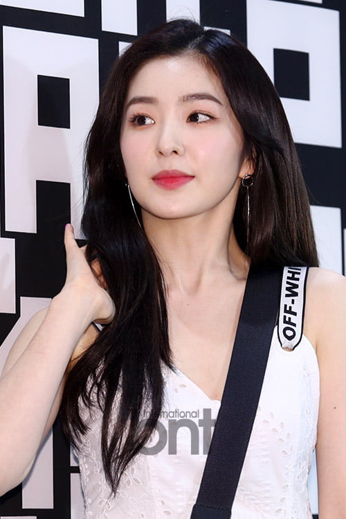 [bnt포토] 아이린 '아이돌 원탑 미모'