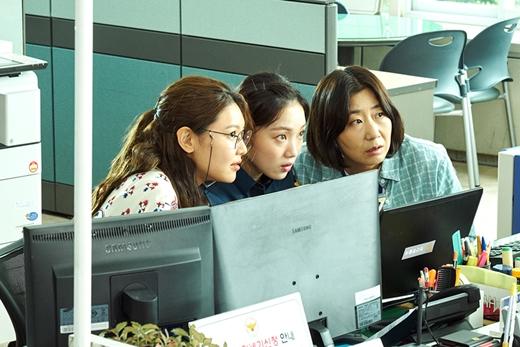 [스포없는리뷰] '걸캅스', 미워할 수 없는 '미영과 지혜'