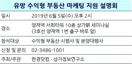 [한경부동산] 2019 분양축제 7월 개최…참가업체 모집