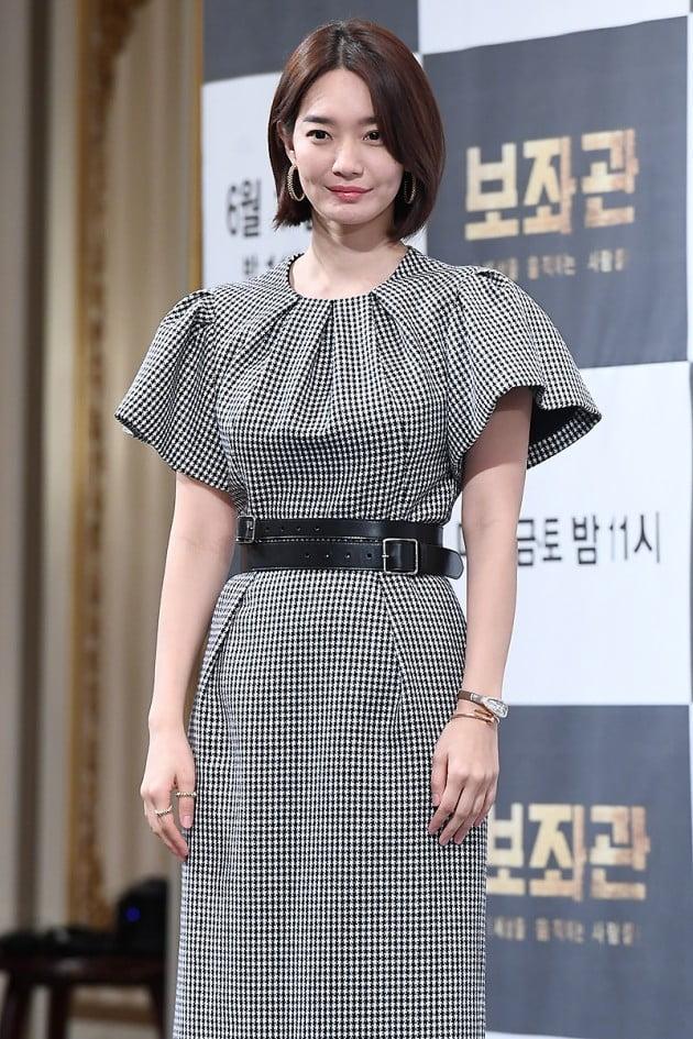 '보좌관' 신민아 /사진=변성현 기자