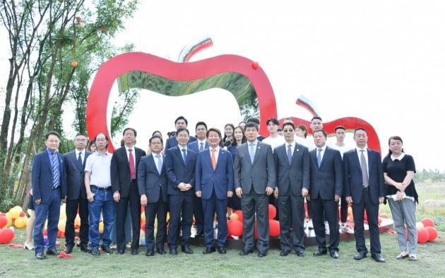 한 중 미래산업 선도도시, 대구 중국 청두 신산업협력 박차