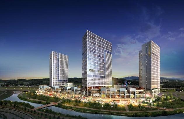 [영상] 동양건설산업, 키즈&맘 콘셉 전문 복합몰 '별내역 파라곤 스퀘어' 분양