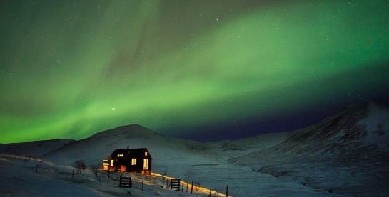 아이슬란드에 있는 에어비앤비 숙소