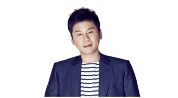 양현석 YG엔터테인먼트 총괄 프로듀서.(사진=YG엔터테인먼트 홈페이지)