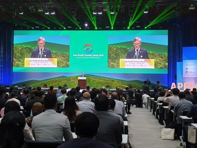 아태지역 46개국, 인천서 모여 산림주간 및 산림위원회 진행