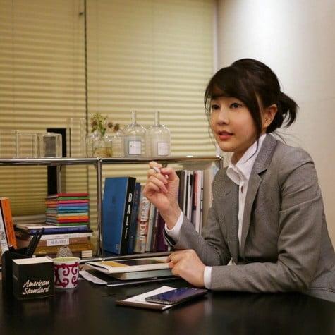 윤석열 부인 김건희 코바나컨텐츠 대표/사진=김건희 대표 페이스북