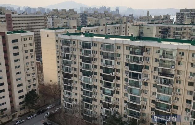 서울 압구정동 현대아파트. 전형진 기자