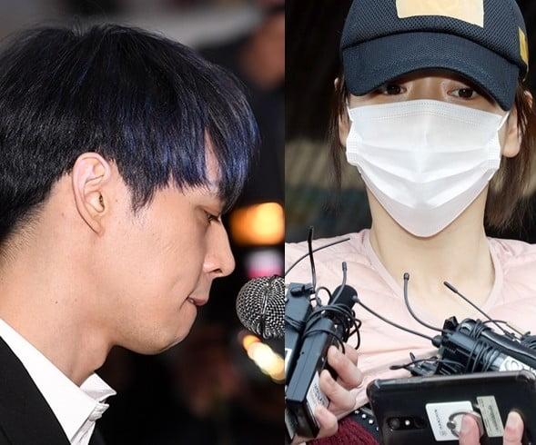 박유천 황하나 / 사진 = 한경DB, 연합뉴스