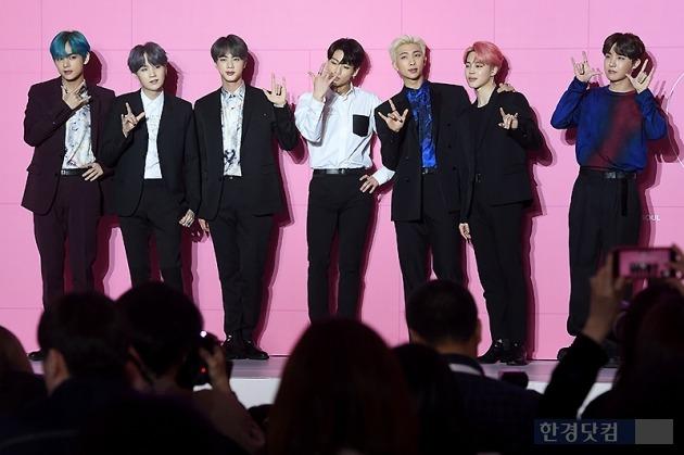 방탄소년단, '기네스' 단골 등재…이번엔 '한국 최다 음반 판매 기록 부문'