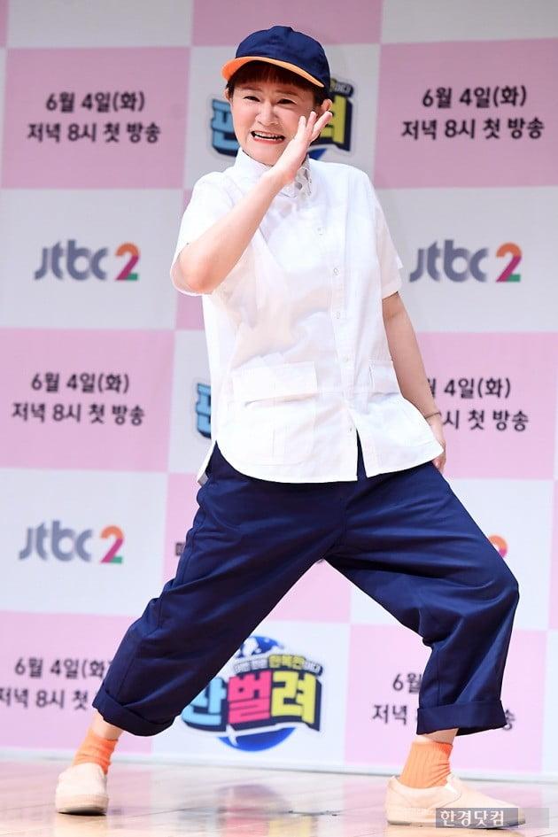 [포토] 김신영, '멋진 포즈~'