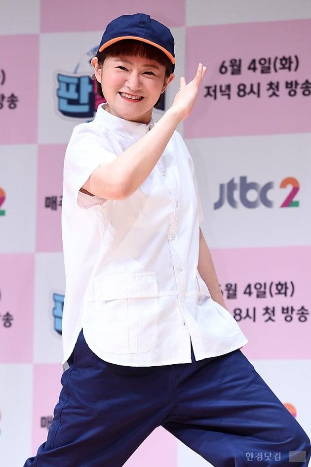 [포토] 김신영, '익살스러운 미소~'