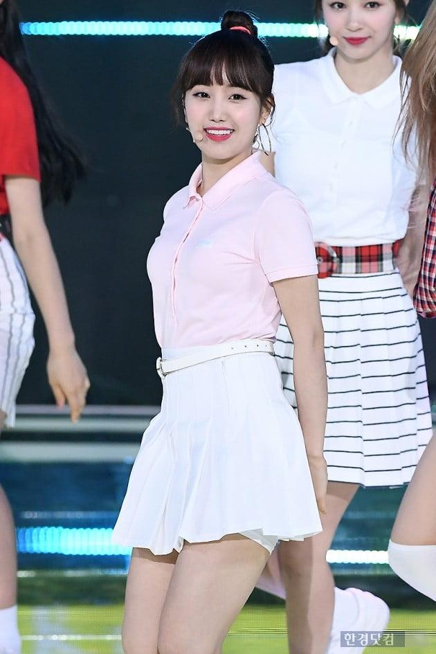 [포토] 체리블렛 해윤, '돋보이는 깜찍 미소'