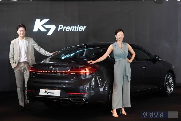 다섯 가지 엔진…기아차 'K7 프리미어' 사전계약