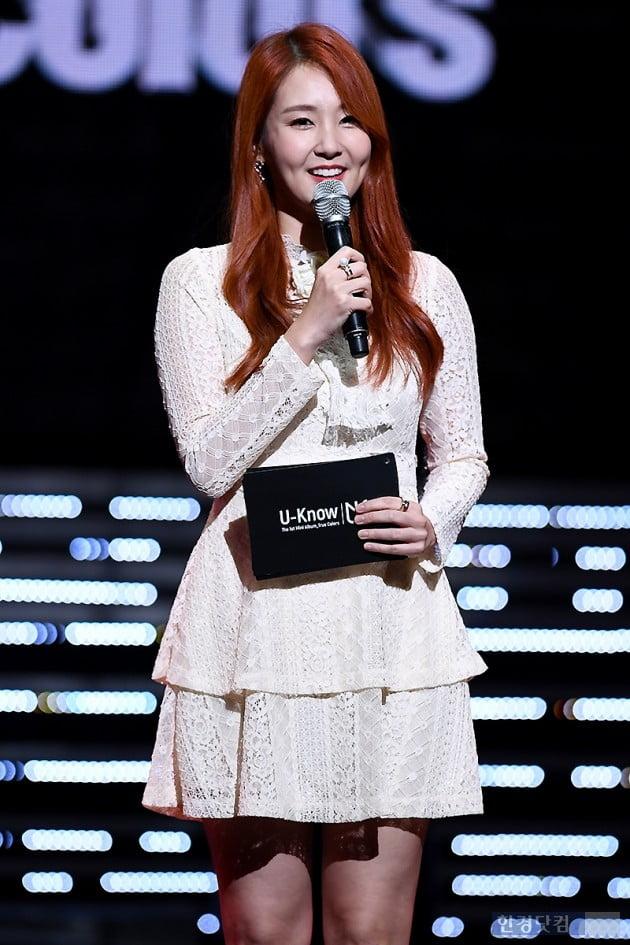 [포토] 오정연, '아름다운 보조개 미소~'