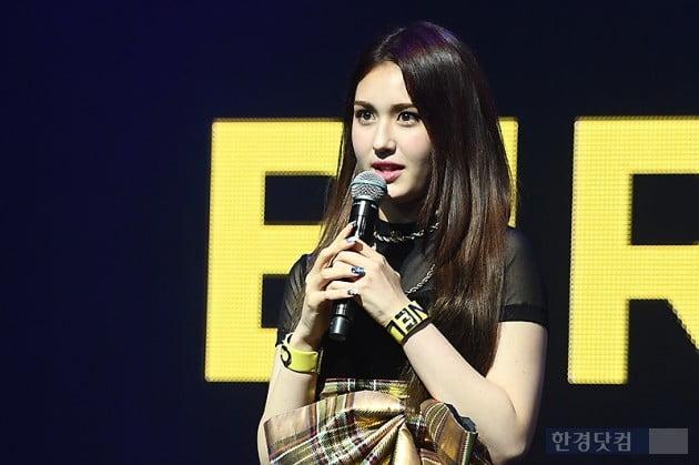 [HK영상] 전소미, 비타민 상큼하게~'똑 부러지게 말도 잘하네~' (세로직캠)