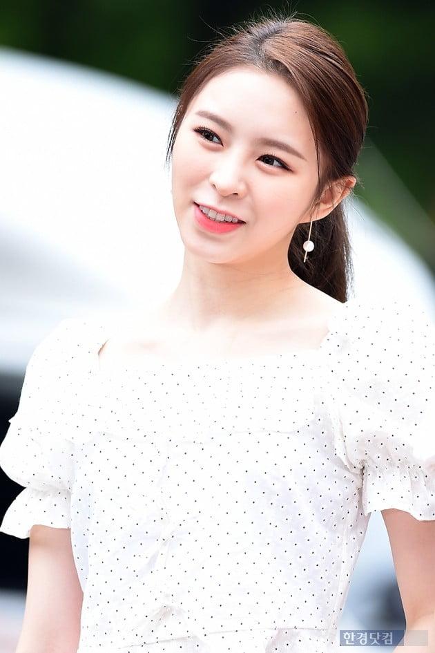 [포토] CLC 엘키, '마냥 바라보게 만드는 미소'
