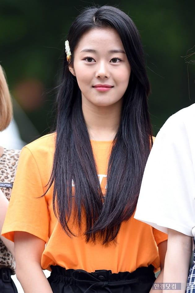 [포토] 체리블렛 채린, '단아한 미모 뽐내며~'