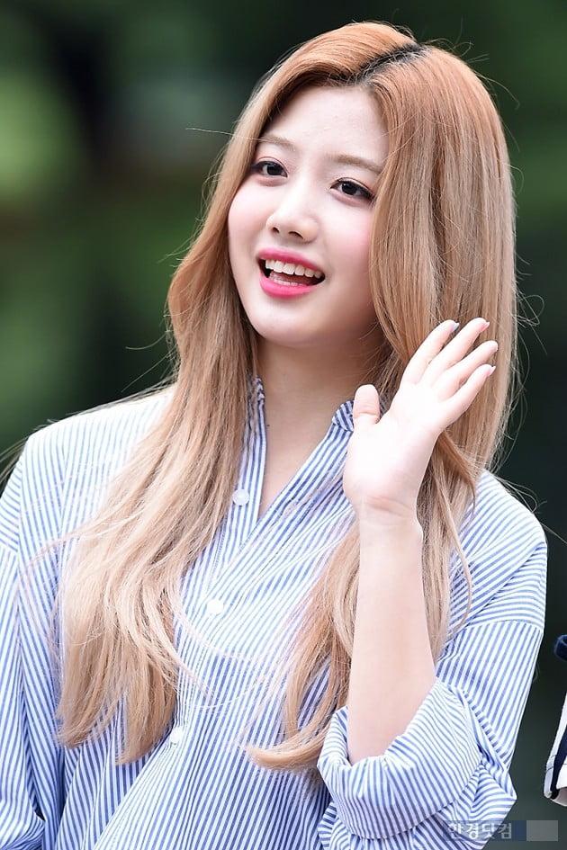 [포토] 체리블렛 유주, '눈부신 청순미~'