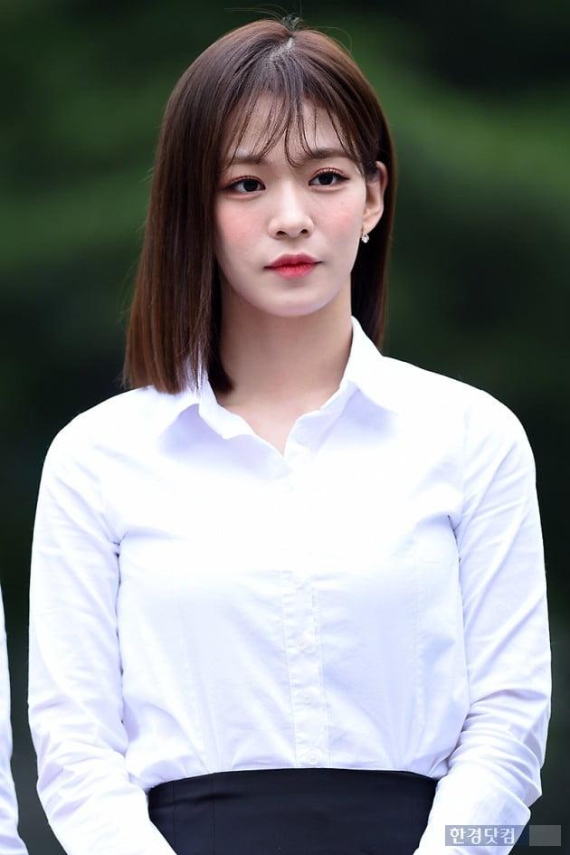[포토] 프로미스나인 이채영, '도도한 눈빛~'