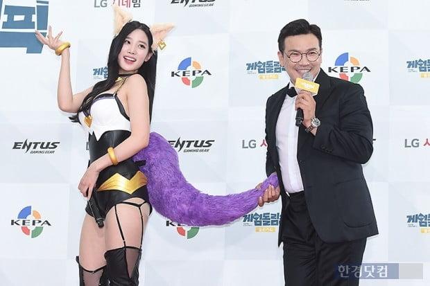 OGN 게임돌림픽 2019, 베리굿 조현/사진=변성현 기자