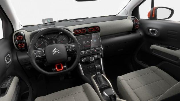 시트로엥의 소형 스포츠유틸리티차량(SUV)인 '뉴 시트로엥 C3 에어크로스' / 사진=시트로엥