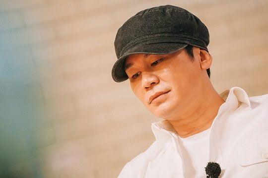 YG엔터테인먼트 대표 양현석. / 제공=JTBC