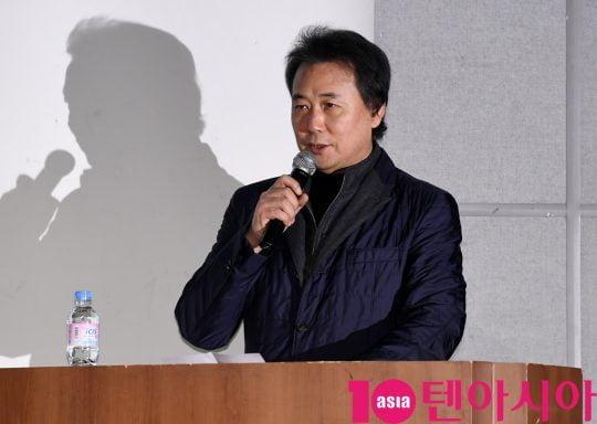 김창환 미디어라인 엔터테인먼트 회장./ 텐아시아 DB