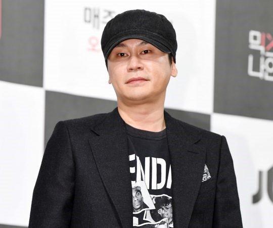 양현석 YG엔터테인먼트 대표 /텐아시아 DB
