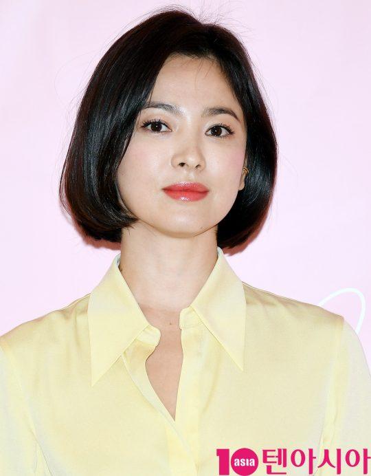 배우 송혜교. /텐아시아DB