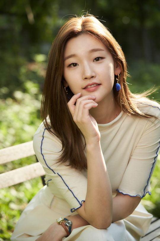 영화 '기생충'에서 모두가 백수인 가족의 둘째 딸 기정 역을 맡은 배우 박소담. /사진제공=CJ엔터테인먼트