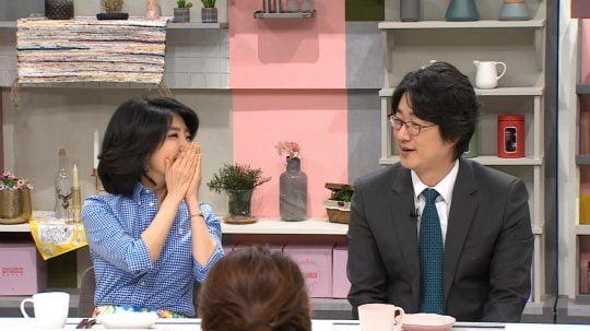'냉장고를 부탁해'의 여에스더(왼쪽)와 홍혜걸./사진제공=JTBC