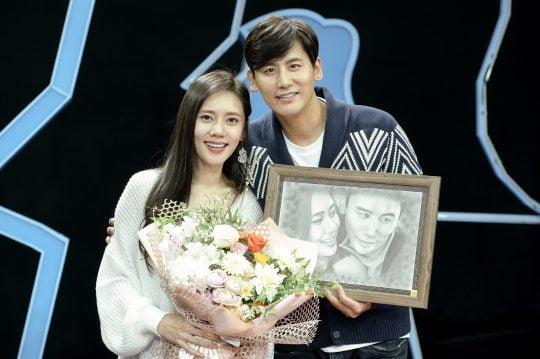 '동상이몽2'의 배우 추자현(왼쪽)과 남편 우효광./사진제공=SBS