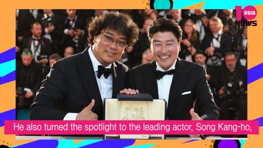 [TV텐] 노아 박의 '헬로우 K엔터' 한국영화 100주년 기념 선물, 봉준호의 '기생충' (6월 2주)